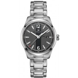 Kaufen Sie Hamilton Herrenuhr Broadway Day Date Quartz H43311135