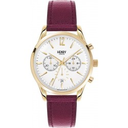 Kaufen Sie Henry London Damenuhr Holborn HL39-CS-0070 Chronograph Quartz