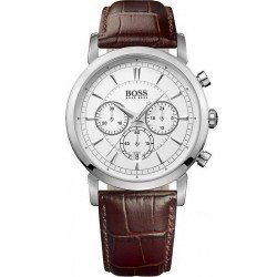 Kaufen Sie Hugo Boss Herrenuhr 1512871 Chronograph Quartz