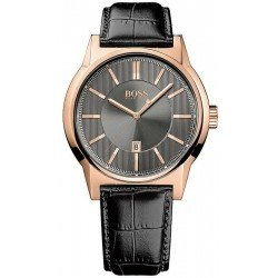 Kaufen Sie Hugo Boss Herrenuhr Architecture 1513073 Quartz
