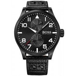 Kaufen Sie Hugo Boss Herrenuhr Aeroliner Quarz Multifunktions 1513083