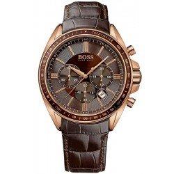 Kaufen Sie Hugo Boss Herrenuhr 1513093 Quarz Chronograph