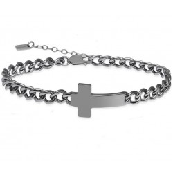 Kaufen Sie Jack & Co Herrenarmband Cross-Over JUB0014