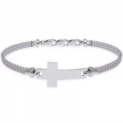 Jack & Co Herrenarmband Cross-Over JUB0017
