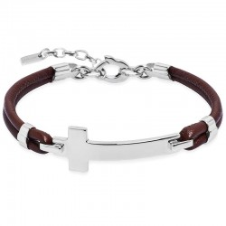 Kaufen Sie Jack & Co Herrenarmband Cross-Over JUB0031