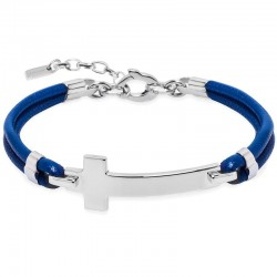 Kaufen Sie Jack & Co Herrenarmband Cross-Over JUB0033