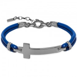 Kaufen Sie Jack & Co Herrenarmband Cross-Over JUB0034
