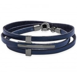Kaufen Sie Jack & Co Herrenarmband Cross-Over JUB0038