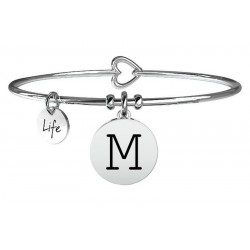 Kidult Damenarmband Symbols Buchstabe M 231555M