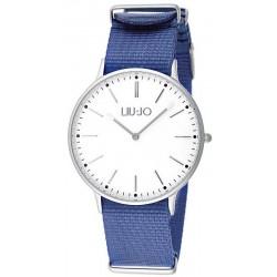 Kaufen Sie Liu Jo Herrenuhr Navy TLJ1041