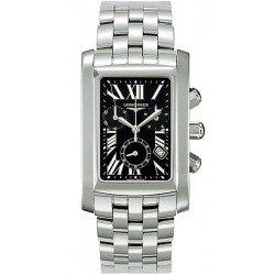 Kaufen Sie Longines Herrenuhr Dolcevita L56804796 Quarz Chronograph