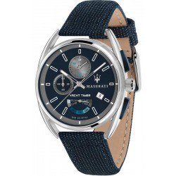 Maserati Herrenuhr Trimarano Quarz Chronograph R8851132001