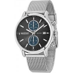 Kaufen Sie Maserati Herrenuhr Epoca R8873618003 Quarz Chronograph