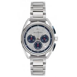 Kaufen Sie Maserati Herrenuhr Ricordo Quarz Chronograph R8873632001