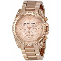 Michael Kors Damenuhr Blair MK5263 Chronograph