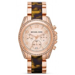 Michael Kors Damenuhr Blair MK5859 Chronograph