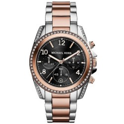 Michael Kors Damenuhr Blair MK6093 Chronograph