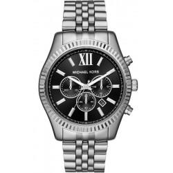 Michael Kors Herrenuhr Lexington MK8602 Chronograph