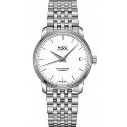 Kaufen Sie Mido Damenuhr Baroncelli III COSC Chronometer Automatic M0272081101100