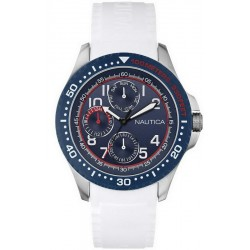 Nautica Herrenuhr NSR 200 Multifunktions A13683G