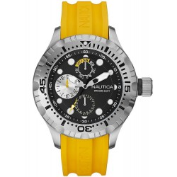 Nautica Herrenuhr BFD 100 A15107G Multifunktions