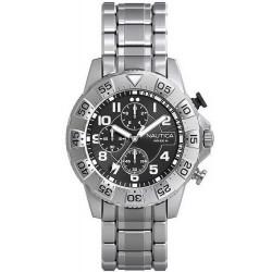 Nautica Herrenuhr NSR 104 NAD16004G Chronograph