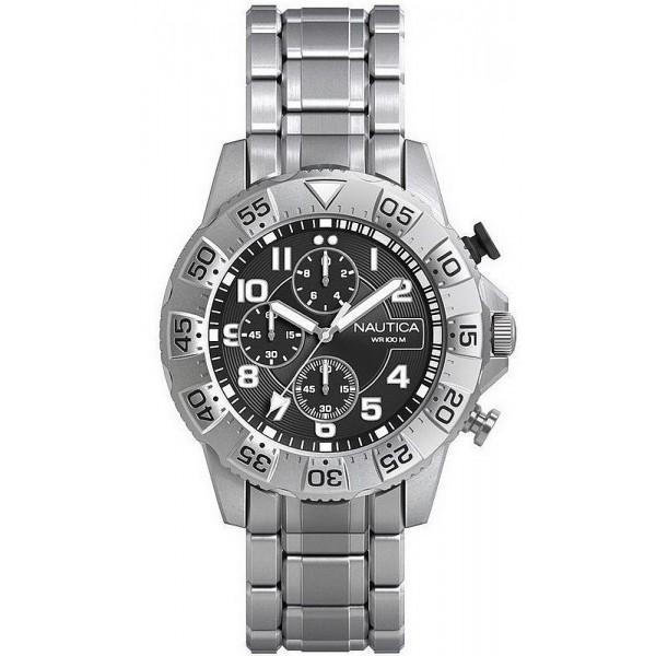 Kaufen Sie Nautica Herrenuhr NSR 104 NAD16004G Chronograph