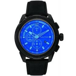 Nautica Herrenuhr NST 101 NAI21504G Chronograph