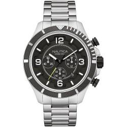 Nautica Herrenuhr NST 450 Abyssum NAI21506G Chronograph