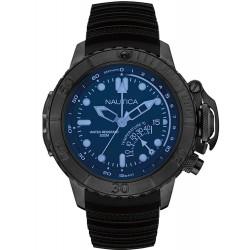 Nautica Herrenuhr NMX Diver Multifunktions NAI52500G