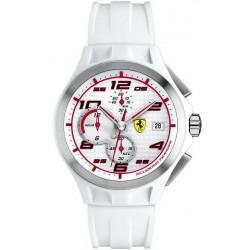 Scuderia Ferrari Herrenuhr SF102 Lap Time Chrono 0830016