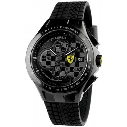Scuderia Ferrari Herrenuhr Race Day Chrono 0830105