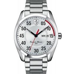 Kaufen Sie Scuderia Ferrari Herrenuhr D50 0830178