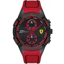Kaufen Sie Scuderia Ferrari Herrenuhr Apex Multifunktions 0830639