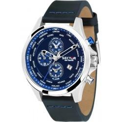 Kaufen Sie Sector Herrenuhr 180 R3251180023 Quartz Chronograph