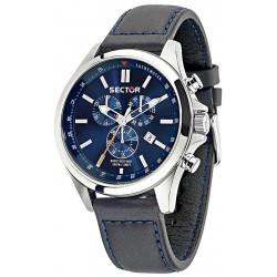 Kaufen Sie Sector Herrenuhr 180 R3271690014 Quartz Chronograph