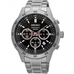 Seiko Herrenuhr Neo Sport SKS519P1 Chronograph Quartz