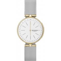 Kaufen Sie Skagen Connected Damenuhr Signatur T-Bar SKT1413 Hybrid Smartwatch