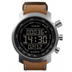 Kaufen Sie Suunto Elementum Terra Brown Leather Herrenuhr SS018733000