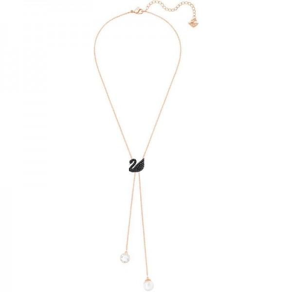 Kaufen Sie Swarovski Damenhalskette Iconic Swan 5351806