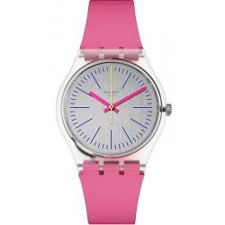 Kaufen Sie Swatch Damenuhr Gent Fluo Pinky GE256