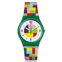 Kaufen Sie Swatch Unisexuhr Gent Tet-Wrist GG224