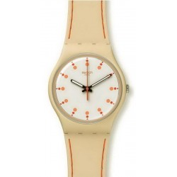 Swatch Unisexuhr Gent Soft Day GT106T