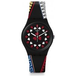 Swatch Uhr 007 Casino Royale 2006 GZ340