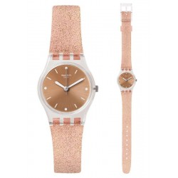 Swatch Damenuhr Lady Pinkindescent Too LK354D
