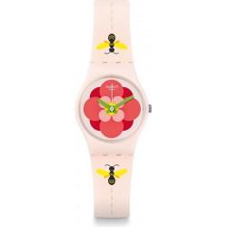 Swatch Damenuhr Lady Flower Jungle LM140