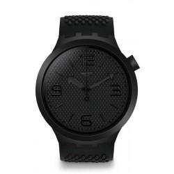 Kaufen Sie Swatch Herrenuhr Big Bold BBBlack SO27B100