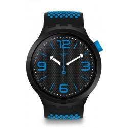 Kaufen Sie Swatch Herrenuhr Big Bold BBBlue SO27B101