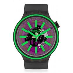Swatch Uhr Big Bold Pink Taste SO27B113