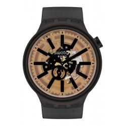 Swatch Uhr Big Bold Dark Taste SO27B115